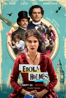 Enola Holmes (filme) – Wikipédia, a enciclopédia livre
