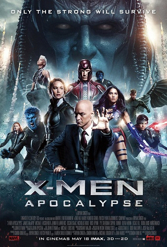 X-Men: Apocalipse – Wikipédia, a enciclopédia livre