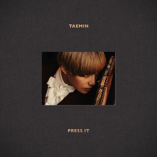 Resultado de imagem para taemin press it album capa