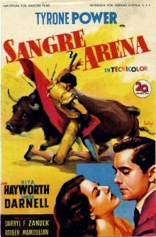 filme sangue e areia com tyrone power