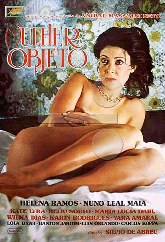 Resultado de imagem para MULHER OBJETO(1981)