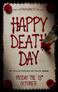 Happy death day wikipdia a enciclopdia livre happy death day stopboris Image collections