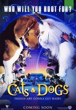 Como Cães e Gatos...
