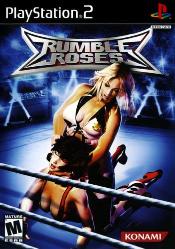 Ficheiro:Rumble Roses - North-american cover.jpg