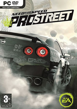 Need For Speed Prostreet Wikip 233 Dia A Enciclop 233 Dia Livre