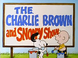 The Charlie Brown And Snoopy Show Wikipedia A Enciclopedia Livre