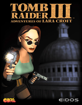 tomb raider 2 ps1 cover
