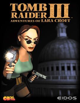lara croft tomb raider ps1