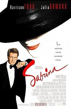 Sabrina (filme de 1995) – Wikipédia, a enciclopédia livre