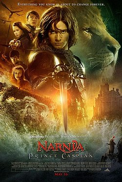 The Chronicles Of Narnia Prince Caspian Wikipedia A