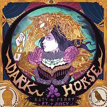 Resultado de imagem para katy perry dark horse single