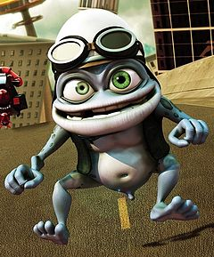 Crazy Frog – Wikipédia, a enciclopédia livre