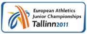 European Athletics Junior 2011 logo.png