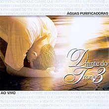 cd diante do trono 3 guas purificadoras