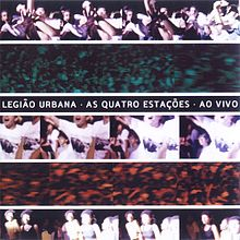 cd legiao urbana as quatro estaes ao vivo