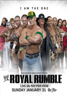 Elimination Chamber 2010 Royal Rumble (2010) �...
