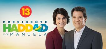 6e8d41e9eff57 Campanha presidencial de Fernando Haddad em 2018 – Wikipédia