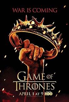 Game of Thrones (2.ª temporada) – Wikipédia, a enciclopédia livre