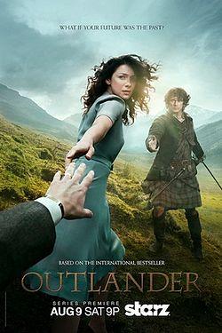 Outlander - 1ª Temporada [MP4 - HDTV - Legendado] - Torrent