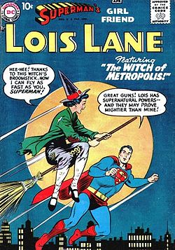 Lois lane revista em quadrinhos wikipdia a enciclopdia livre supermans girl friend lois lane 1g fandeluxe Images