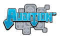 Audition Redbana logo.png