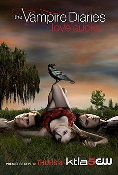 toda a primeira temporada de the vampire diaries