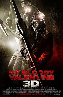 My Bloody Valentine 2009 Jensen Ackles My Bloody Valentine 3D...