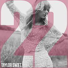 Resultado de imagem para taylor swift 22 single