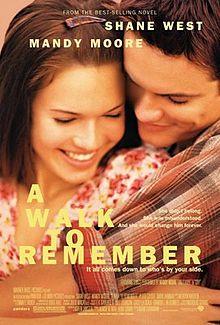 trilha sonora do filme um amor para recordar
