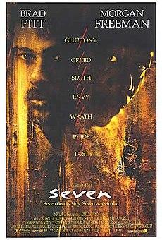 Seven: Os Sete Crimes Capitais é um dos melhores filmes da Netflix