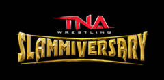 Logo do Slammiversary.