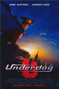 Underdog Movie Dog Breed