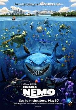 Procurando Nemo é um dos melhores filmes da Netflix