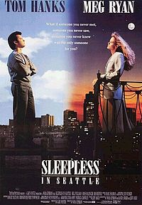 a film analysis of sleepless in seattle by nora ephron Sleepless in seattle is a film made for those who believe that destiny and karma will convey love your manner even if you have lost hope  ephron nora ( director .