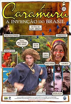 o filme caramuru a inveno do brasil