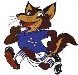 Raposa E O Mascote Do Cruzeiro
