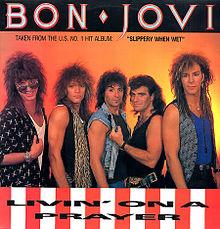 1986 CD BON WHEN WET BAIXAR SLIPPERY JOVI