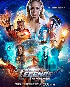 Resultado de imagem para Legends of Tomorrow 3ª Temporada