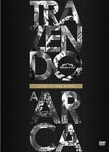 dvd trazendo a arca live em orlando