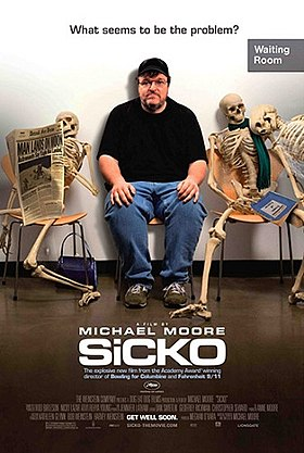 Michael moores sicko movie