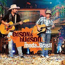 dvd edson e hudson na moda do brasil