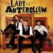 lady antebellum lbum