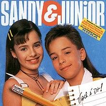 sandy e junior discografia