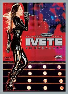 cd da ivete ao vivo no maracana
