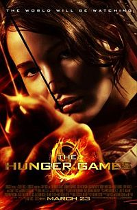 The Hunger Games [trilogia] 200px-HungerGamesPoster