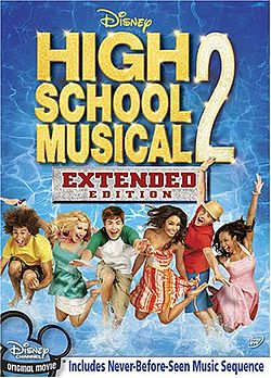 DVD High School Musical 2.JPG