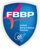 Football Bourg-en-Bresse Péronnas 01 new logo.png