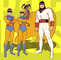 The Space Ghost
