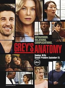 Grey S Anatomy 2 ª Temporada Wikipédia A Enciclopédia Livre