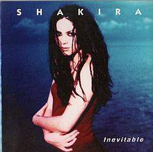 Resultado de imagem para shakira inevitable single